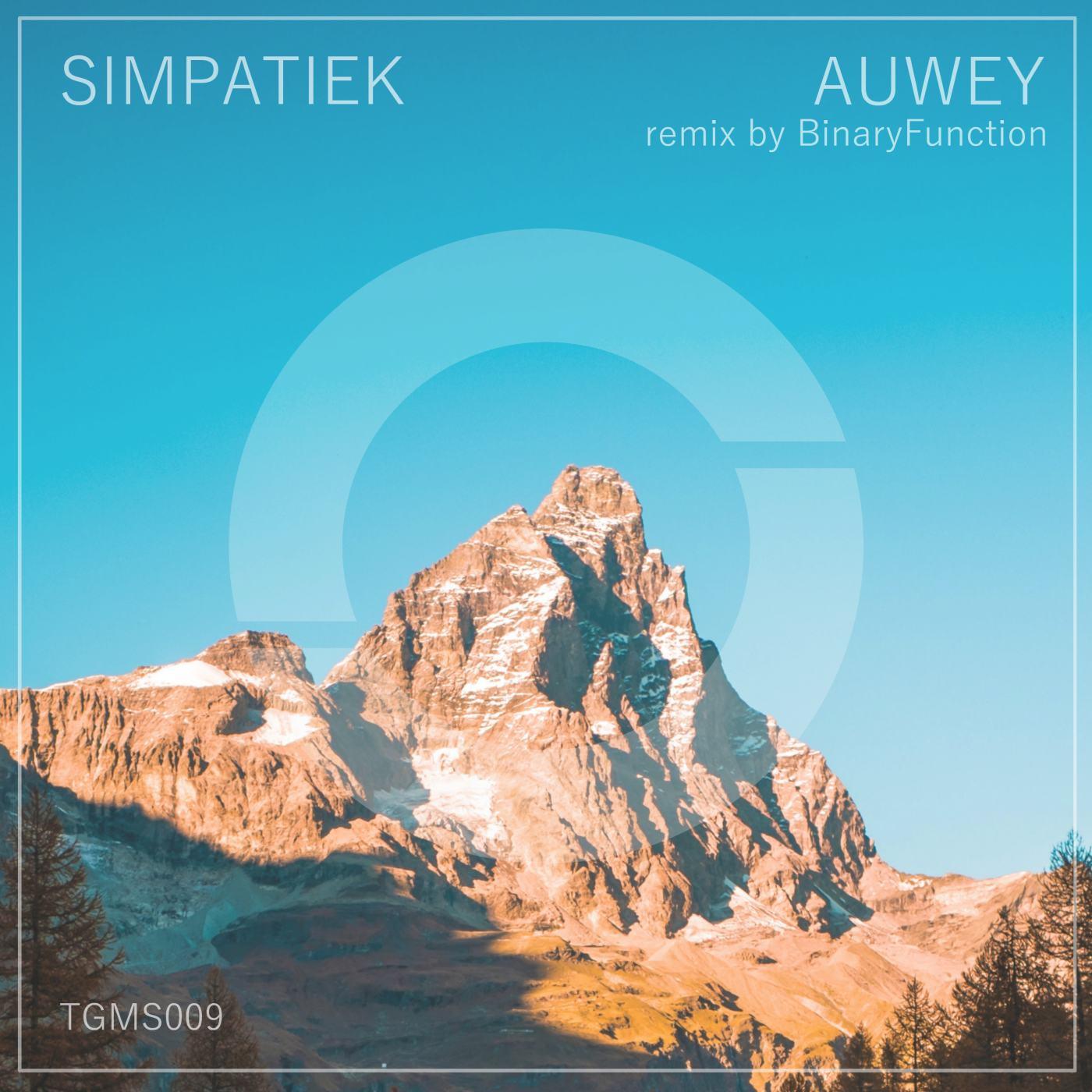 Simpatiek - Auwey (incl. BinaryFunction Remix)